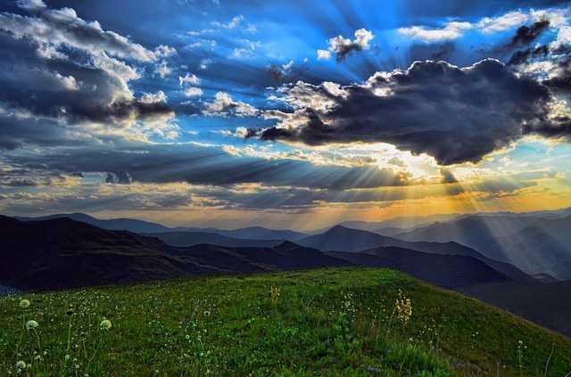 Природа и небо