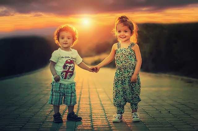 Два ребенка