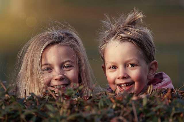 Детские улыбки